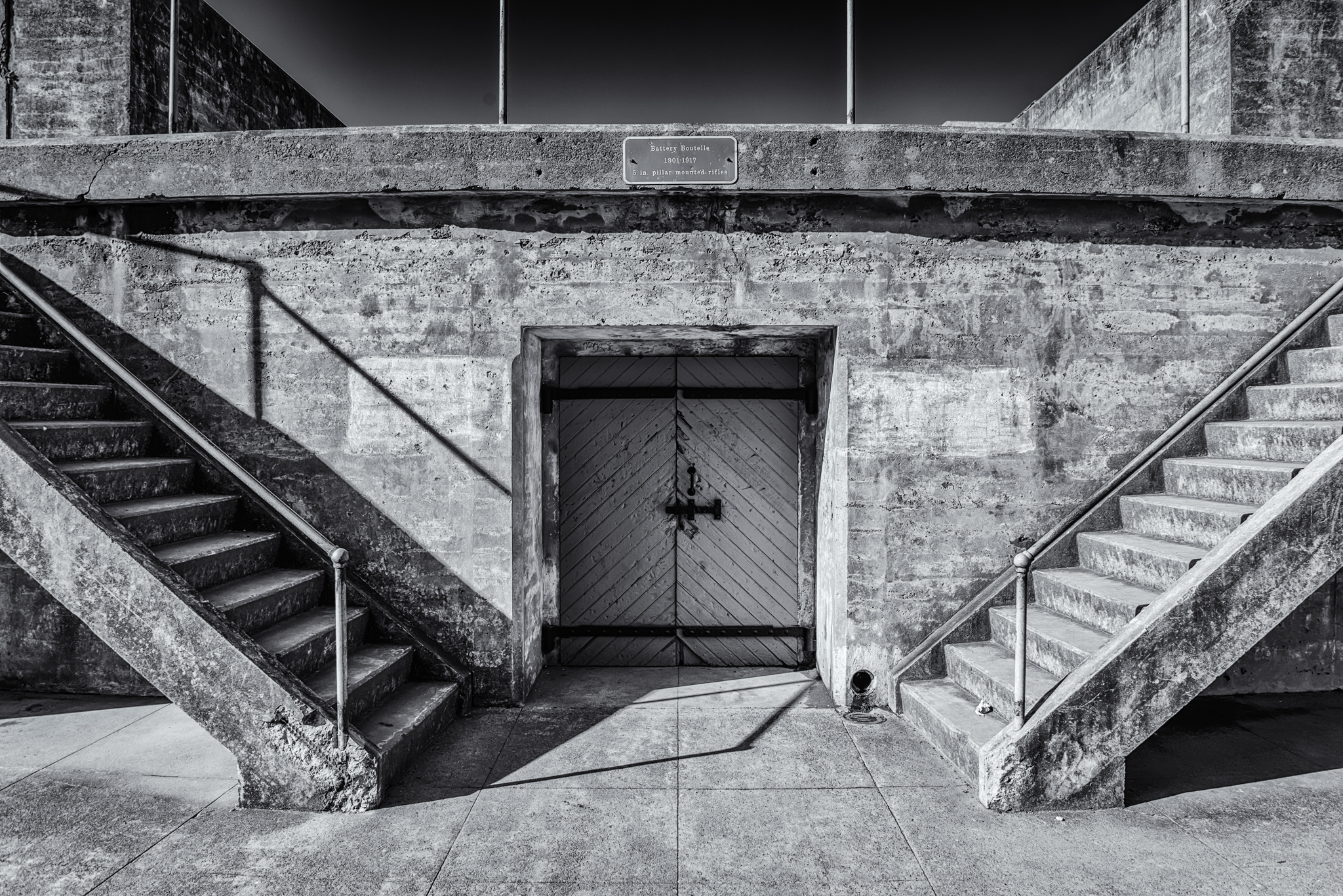 Both Sides Now #2 - Battery Boutelle - 2013