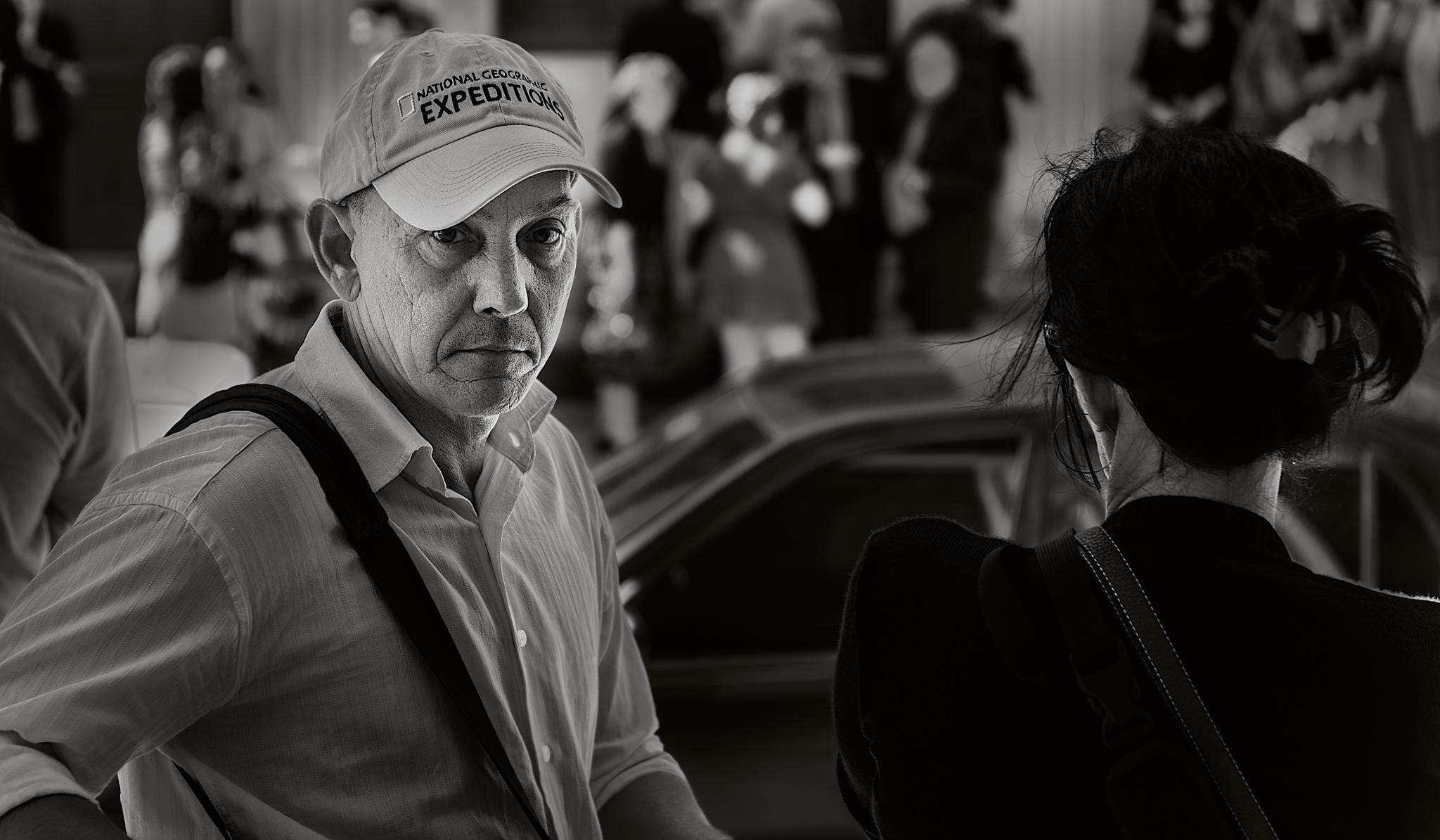 Raúl and Leysis - Havana - 2013